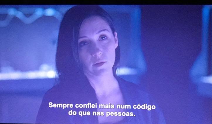 """""""Sempre confiei mais num código do que nas pessoas."""" (WestWorld - HBO Brasil)"""